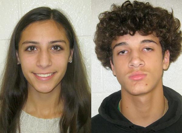 Adalia Malick and Elijah Gagliardo 12-4-17
