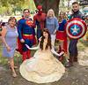 Super Heros for Orlando Ronald McDonald Houses