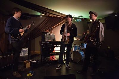 Ben Lee Quintet