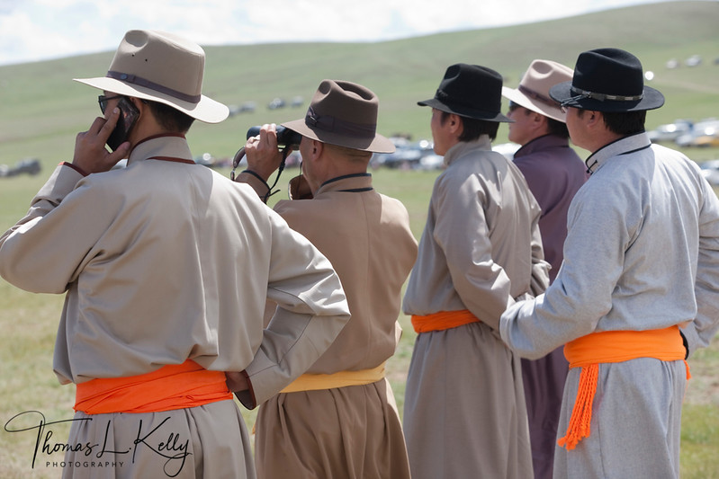 Annual Naadam Festival in Bunkhan Valley.