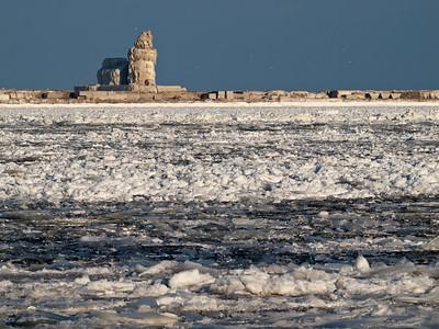 Ice Lighthouse - Wendy Park - Dec 28, 2010