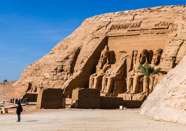 02-10-20 Egypt Day9 Abu Simbel Camel Ride