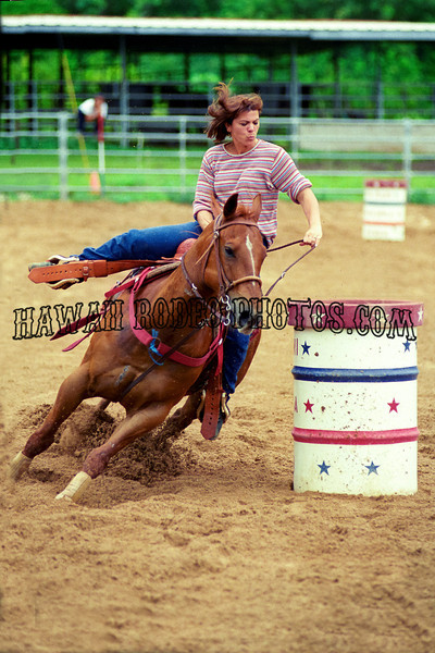 WOMANS RODEO JUNE 12 1998