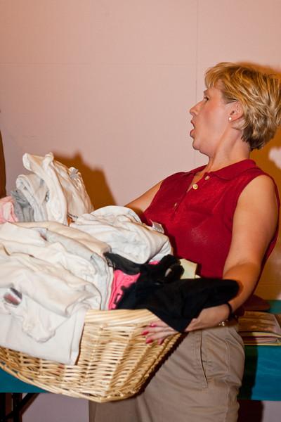 Kristin and Shirts