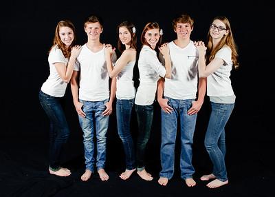 2011-2012 UIL Group Photos