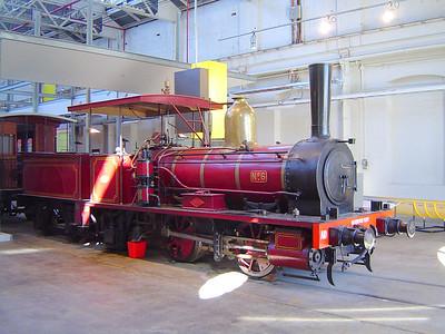 Workshop Rail Museum, Ipswich