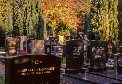jüdischer Friedhof in Frankfurt/Main, Rat-Beil-Straße, jewish cemetery