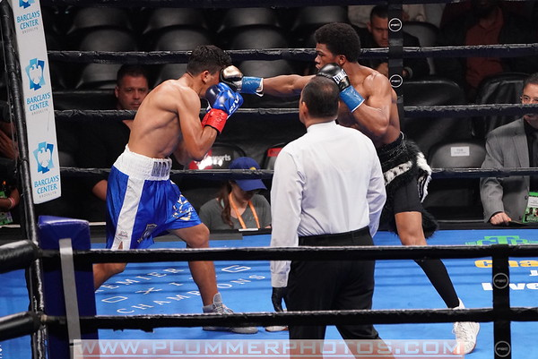 Gary Antuanne Russell vs. Marcos Mojica