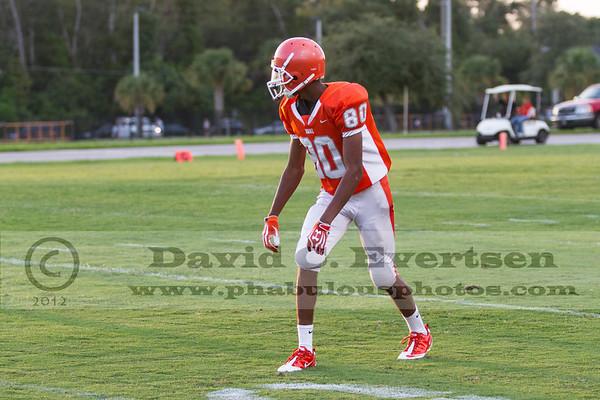 Boone Varsity Football #80 - 2012
