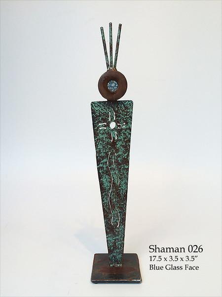 Shaman 026 (SOLD)