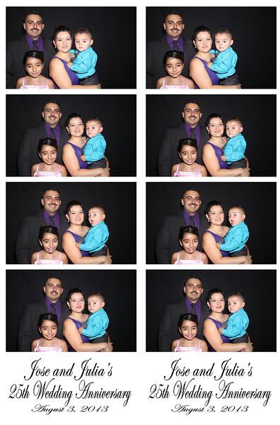 Jose & Julia August 3, 2013