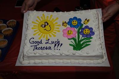 4-8-2015 Theresa Lusk Going Away