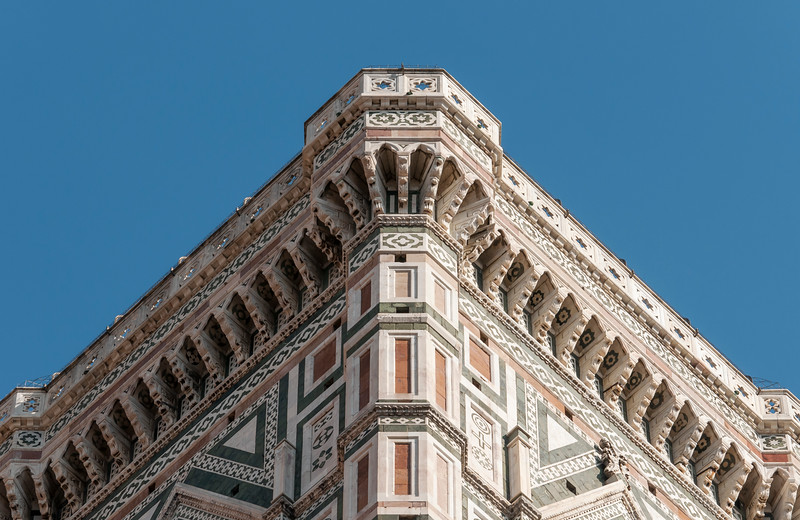 Giotto's Campanile, Duomo Florence, Italy