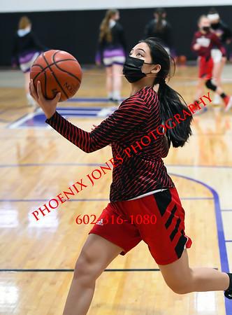 2-16-2021 - NCS v Tonopah Valley - Girls Basketball