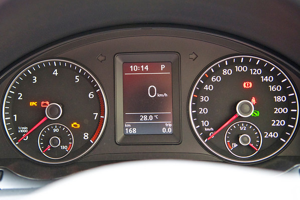 VW Jetta 1st October 2010