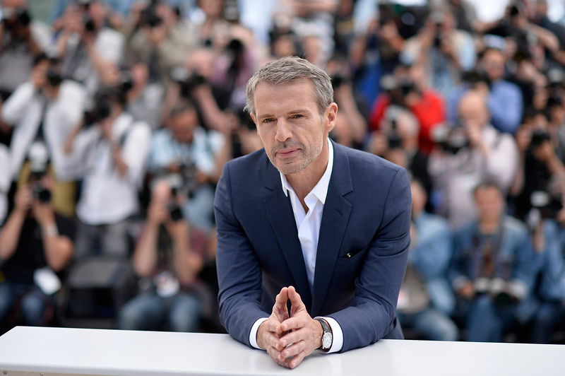 . Lambert Wilson, Master of Ceremonies, attends a photocall during the 67th Annual Cannes Film Festival on May 14, 2014 in Cannes, France.  (Photo by Pascal Le Segretain/Getty Images)