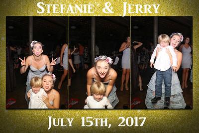 Stefanie & Jerry