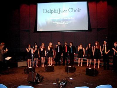 Clackamas Jazz Choir Festival