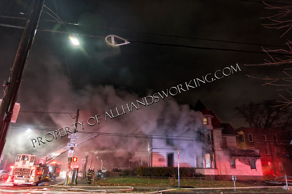 New Haven 2nd alarm 1475 Chapel St