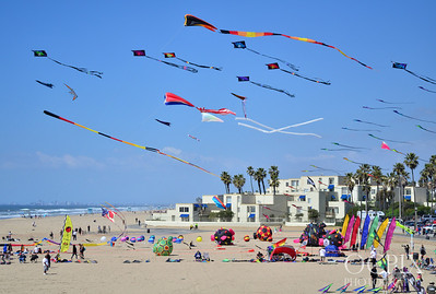 Kite Party 2013 - Huntington Beach
