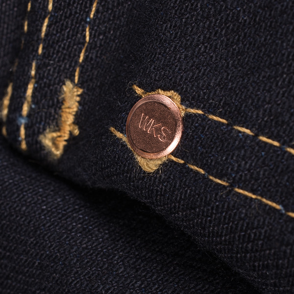 Indigo-Indigo 18oz Raw Selvedge Denim Type ll Jacket-26955.jpg