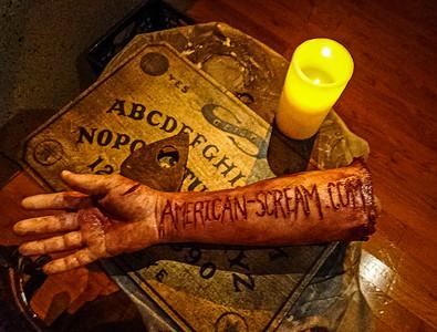 American Scream Halloween Selfie Museum - Mclean, Virginia