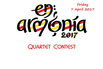 2017-0407 SABS - Quartet Contest