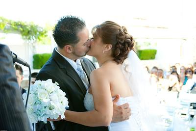 Jackie and Alex Wedding Day