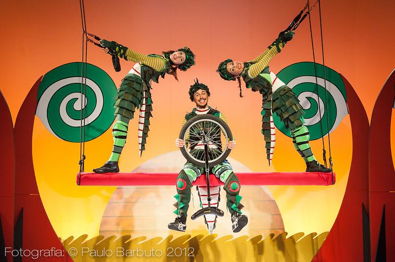 Circo Mínimo - Jucazecaju - Diadema - Abril 2012