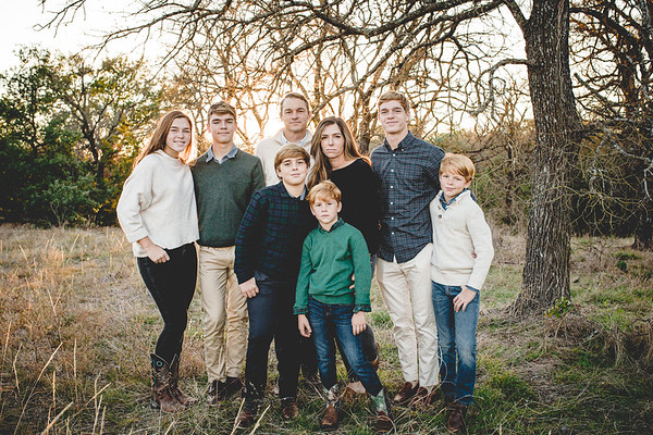 Cook Family 11/18/20
