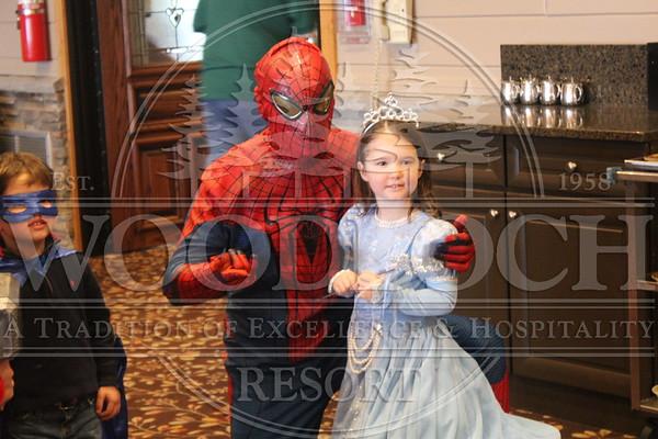 April 9 - Superhero Princess Parade