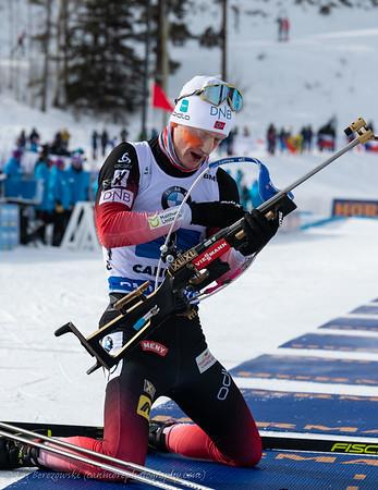 2019 IBU World Cup Biathlon - Relay