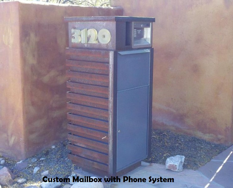 Mailbox, spears, rusted.jpg