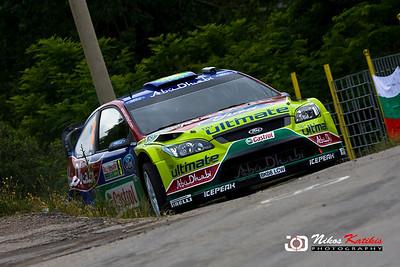 Bulgaria Rally 2010
