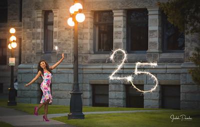 25th Birthday Shoot | Ruth & Lumi