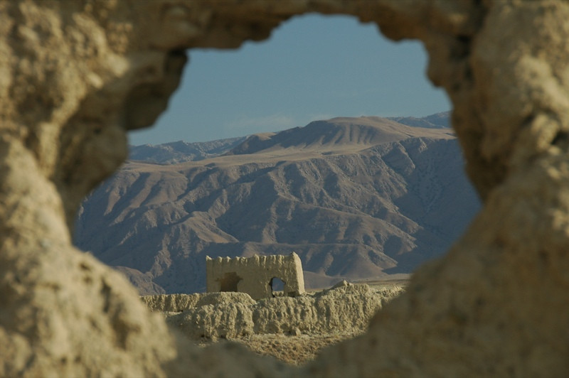 Ruins of Murche, Turkmenistan