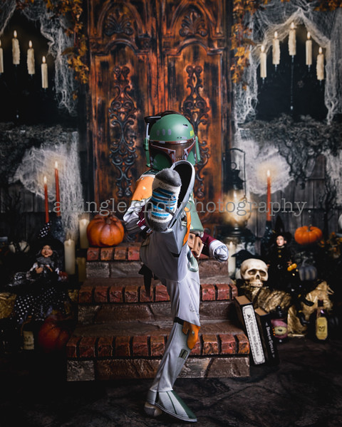 2021: Halloween Minis