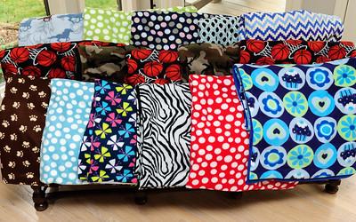 2015 Fleece Blankets