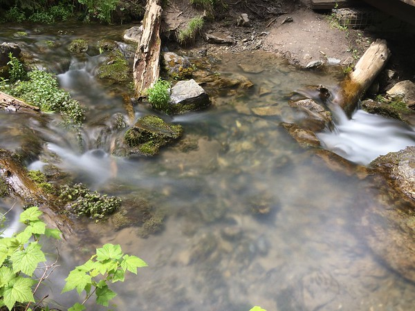 Ousel Falls - Gallatin River