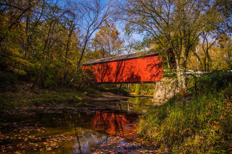 Covered Bridge 5