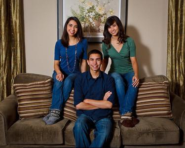 Morrow Family - Dec 2011