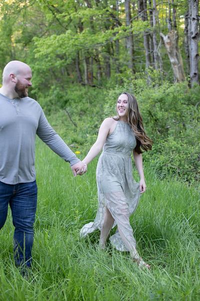 Engagement: Audrey & Garrett