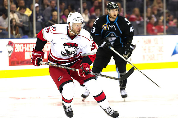AHL - Charlotte Checkers