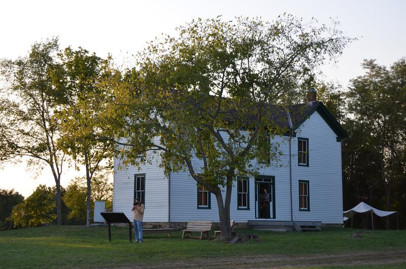 Brawner Farm