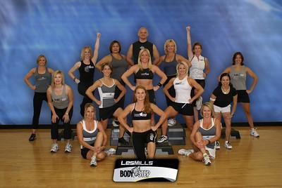Desoto Athletic Club BODY STEP (August 2007)