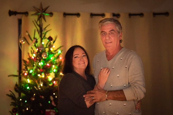 Tammy, Gimi, and Flash - Christmas 2018