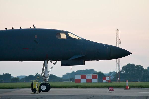 RAF Mildenhall : 23rd July