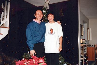 12-30-1995 Marda & Al @ Wash. DC
