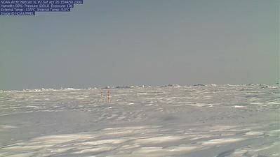 North Pole Web Cam2 2008