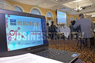 Health Care Power Breakfast 4-2015